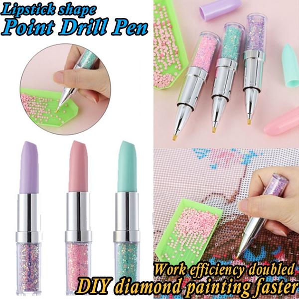 crossstitch, DIAMOND, lipstickpen, Crystal