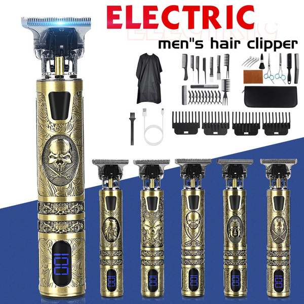 barberclipper, professionaltrimmer, Combs, usb