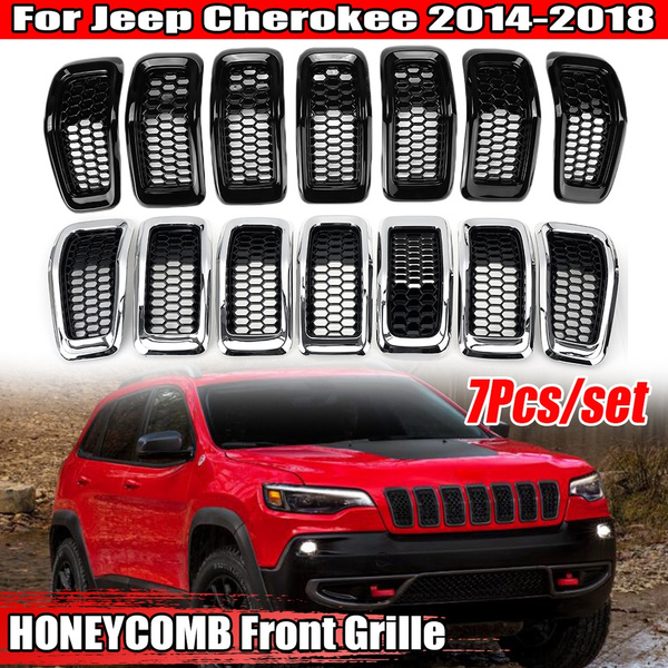 jeepcherokeemeshgrille, Grill, frontgrille, carmeshgrille
