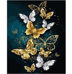 crossstitch, diamondart, 5ddiamondembroidery, butterfly