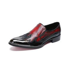 shoes men, Flats, Plus Size, Office