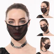 meshcloth, Fashion, Masks, Women's Fashion