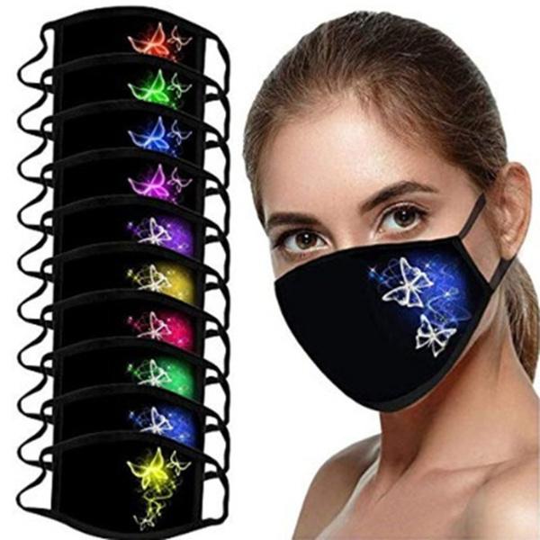 butterfly, Summer, womenmask, festivalmask