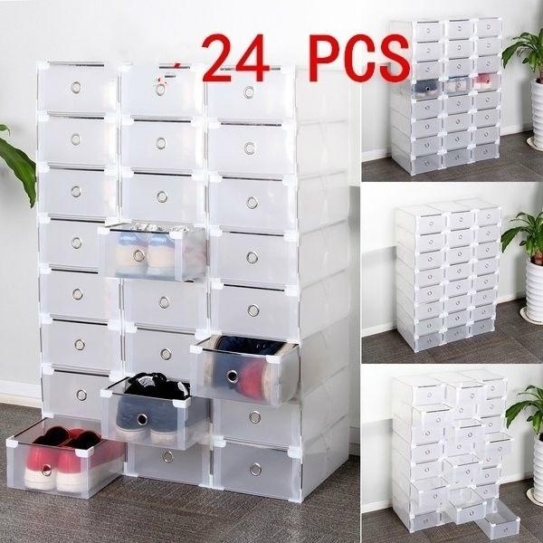 Storage Box, shoeorganizer, foldableshoebox, shoesstoragebox