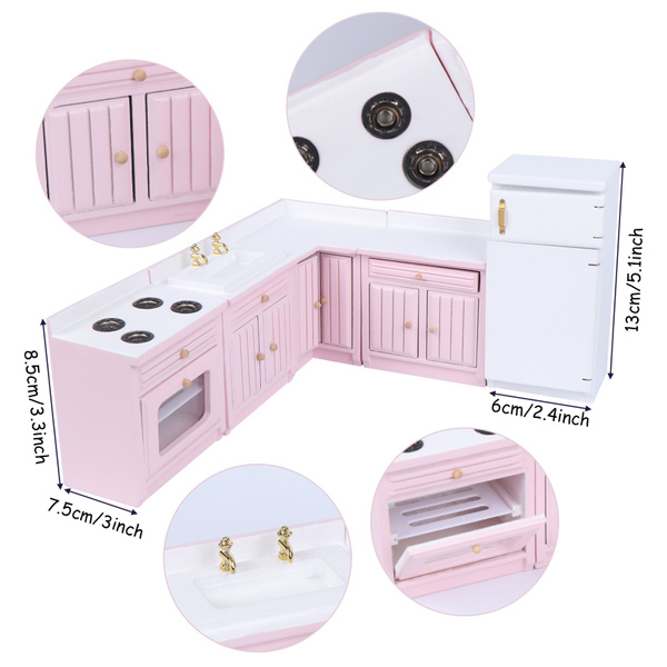 Kitchen & Dining, Toy, Home & Living, Dollhouse