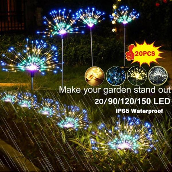 Indoor, Outdoor, fireworklight, Garden