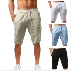 Summer, Plus Size, joggingpant, casualshort