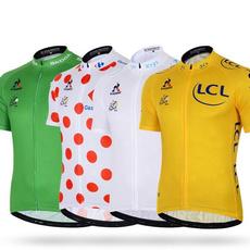 short sleeves, Shorts, Cycling, cycling jersey