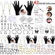 Steel, Fashion, Jewelry, piercingjewelry
