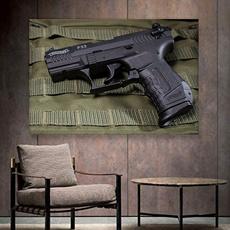 p22pistol, Decor, glock, art