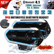 motorcycleheadsetbluetooth, Earphone, Sports & Outdoors, helmetheadset