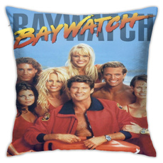 Home Decor, custompillow, baywatchpillow18inch18inch, throwpillowcover