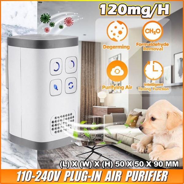 ozone, airpurifiergenerator, odorremover, Home & Living