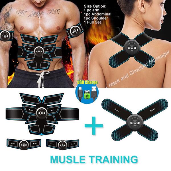 Equipment, Necks, exerciseequipment, Massage