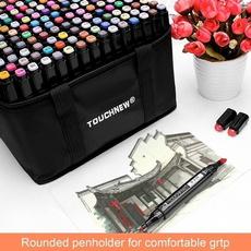 Materiales de arte, coloring, markerbox, Children