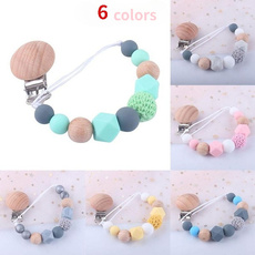 Toy, Chain, babypacifier, babiestoy