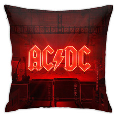Home Decor, custompillow, acdc, throwpillowcover