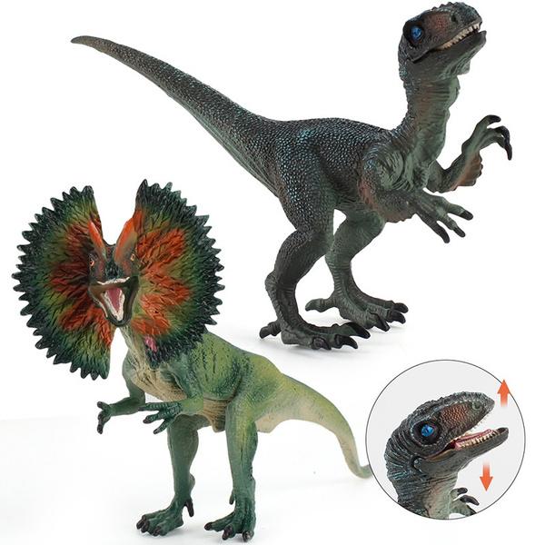 Toy, collectibletoy, simulationdinosaur, lifelikedilophosauru