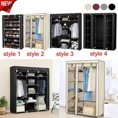 Closet, Storage, clotheswardrobe, shoerack