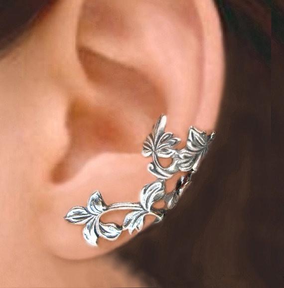 Sterling, Fashion, 925 sterling silver, womensearmuff