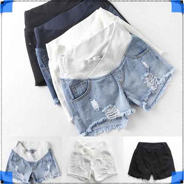 lowwaist, Shorts, Waist, Denim