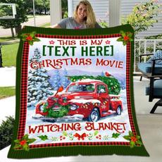 pifleeceblanket, Polyester, Christmas, Gifts