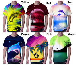 Funny T Shirt, t shirts for men, Tops, dolphin