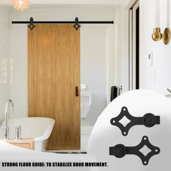 Steel, Wood, Door, Home Decor