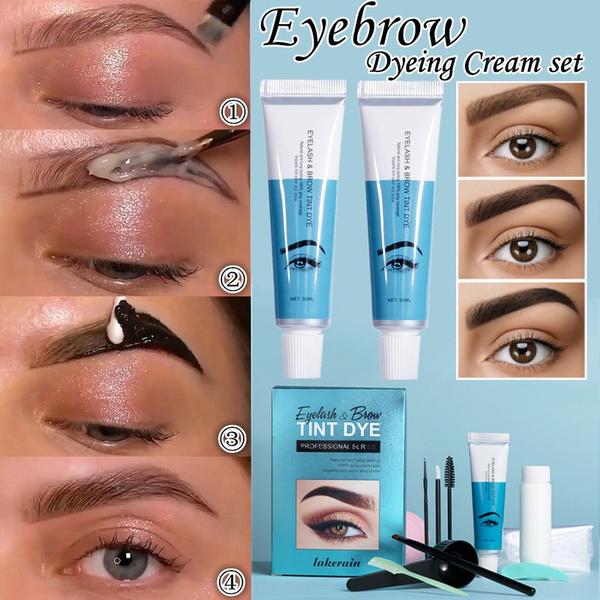 eyebrowtintkit, eyebrowcream, eyebrowdye, Beauty