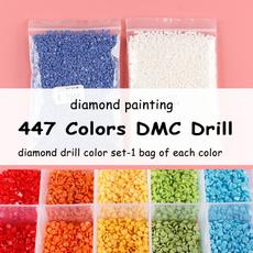 DIAMOND, Jewelry, missing, Color