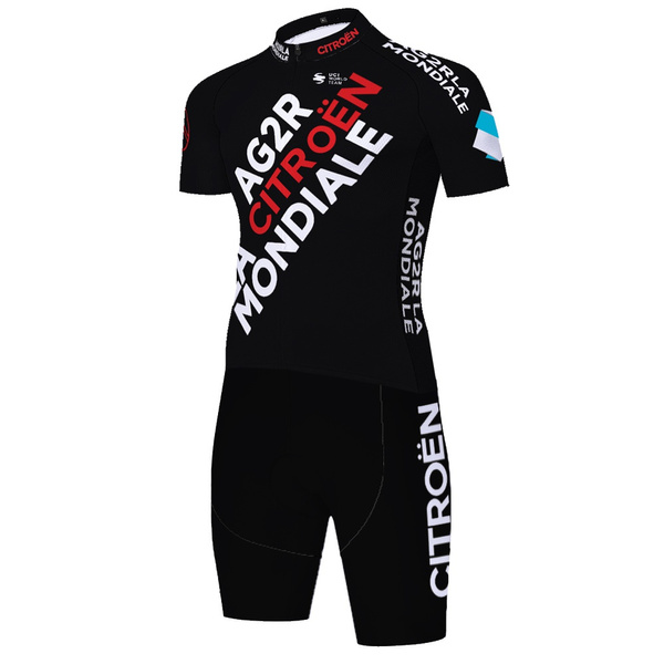 ag2rcyclingjersey, skinsuitcyclingmen, skinsuit, Sports & Outdoors
