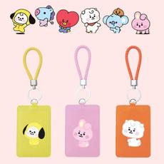 K-Pop, cute, badgeholder, idcardbadgeholder