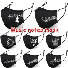 Fashion, unisex, printedmask, Masks