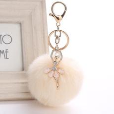 Jewelry, Ballet, fur, pompom