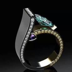 Blues, Women, DIAMOND, wedding ring