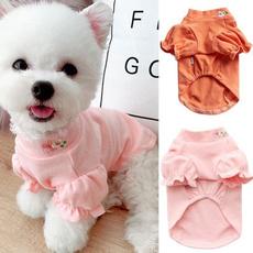 pink, puppy, dog coat, Shirt