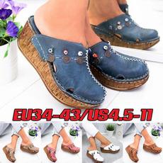 Shoes, wedge, platformwedgeshoe, summersandal