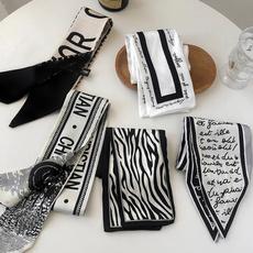 Head, headbandscarf, Fashion, Silk Scarf
