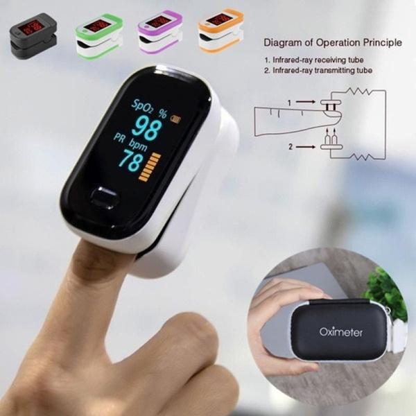 frontaltemperaturegun, fingerpulseoximeter, pluseoximeter, Storage