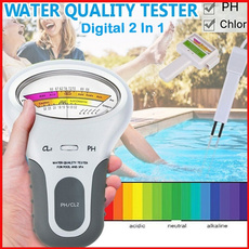 Spa, water, poolwatertesting, phtester