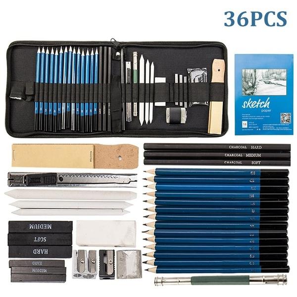 case, pencil, art, penpainting