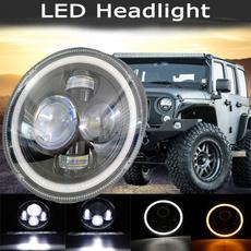 wrangler, LED Headlights, led, Angel