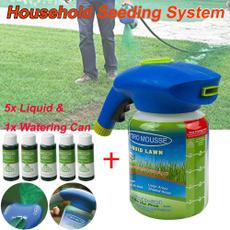 Lawn, Grass, Gardening, Garden