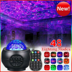 starprojector, Decor, starprojectionlamp, Remote Controls