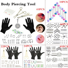 Steel, needlesset, Tool, piercing