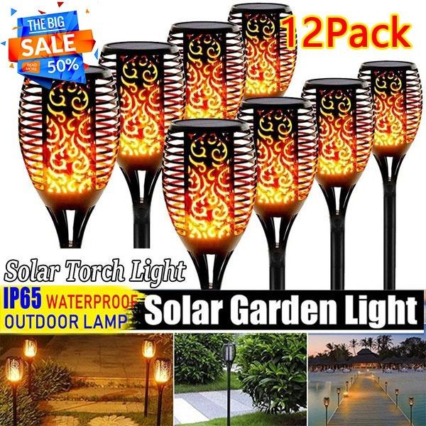 solartorchlight, Outdoor, waterproofledlight, solarlightsoutdoor