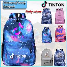 tiktokstudentbackpack, largecapacitybackpack, tiktokschoolbag, tiktok