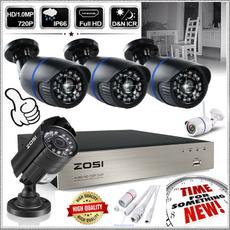 securitycamerasystem, 1080psecuritycamera, überwachungskamera, Outdoor