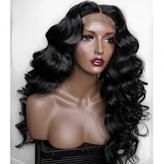 wig, hair, Women's Fashion, Fiber