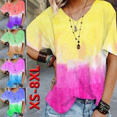 Tops & Tees, womens top, Summer, printed shirts